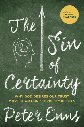 The Sin of Certainty Book Cover