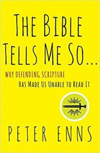The Bible Tells Me So by Pete Enns offers insight into Christmas in America